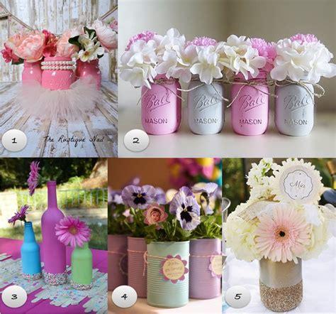 fiori per centrotavola centrotavola battesimo 10 idee originali e di tendenza