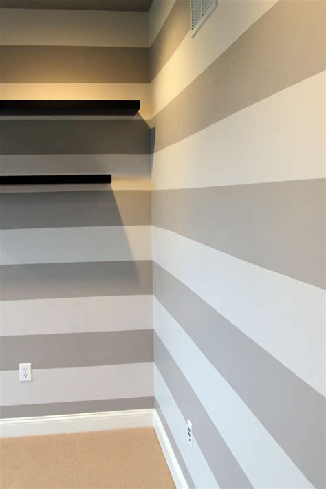 striped walls how to paint wall stripes tips you need to know