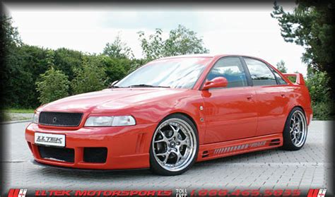 Audi A4 Tuning Shop by Audi A4 B5 Kit Styling Index Aftermarket