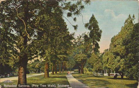 Brisbane Botanic Gardens Map Brisbane Botanic Gardens Queensland Historical Atlas
