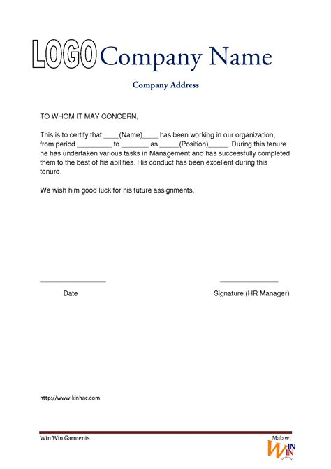 Work Experience Letter Vets sle work experince doc choice image cv
