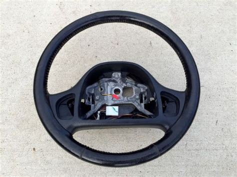 lincoln town car steering wheel buy 2003 2004 lincoln town car black steering wheel oem oe