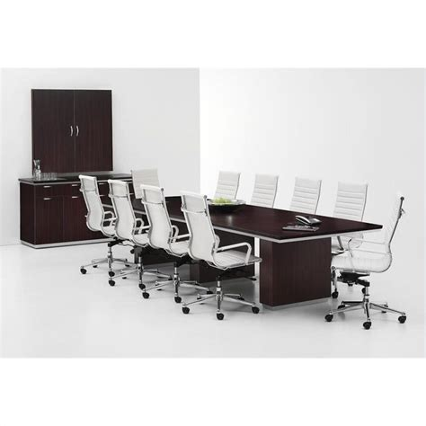 Office Furniture Conference Table Dmi Furniture Pimlico Laminate 12 Boat Shaped Conference Table 702x 144