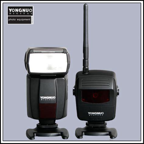 Flash Yongnuo 460 Ii yongnuo 2 4g wireless ttl ettl flash yn 460 rx yn 460 tx