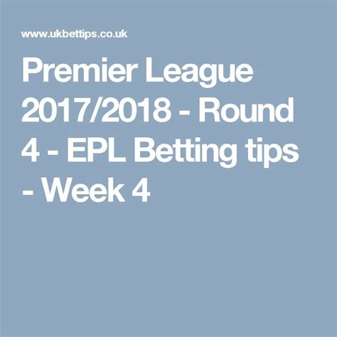 epl tips 2050 best betting tips images on pinterest sports