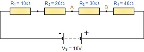 resistors connected in series are called dividers of voltage divider rule electronics