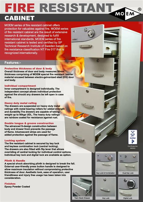 fire resistant file cabinet moem 3 drawers fire resistant filin end 2 21 2018 12 15 pm