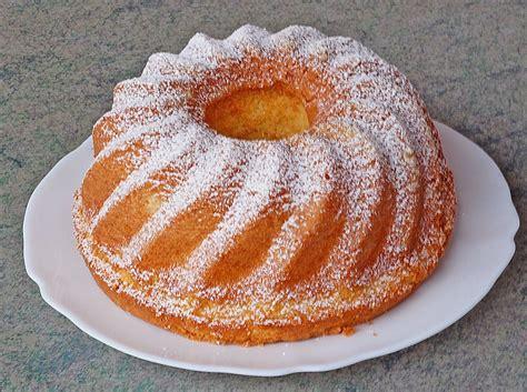 Kuchen Gugelhupf