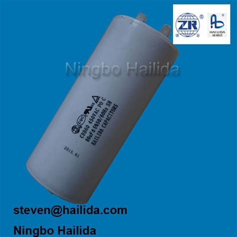 kapasitor epoxy 80uf 250v capacitor cbb60 kapasitor for motor running buy 80uf 250v capacitor
