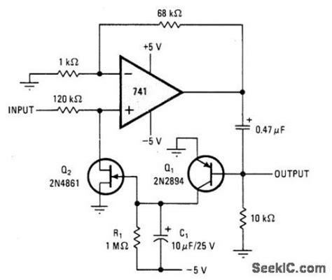 what is a voltage controlled resistor index 1229 circuit diagram seekic