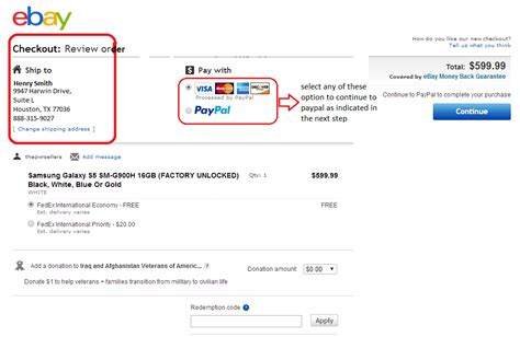 ebay register how to make payment on ebay ship to nigeria shoptomydoor