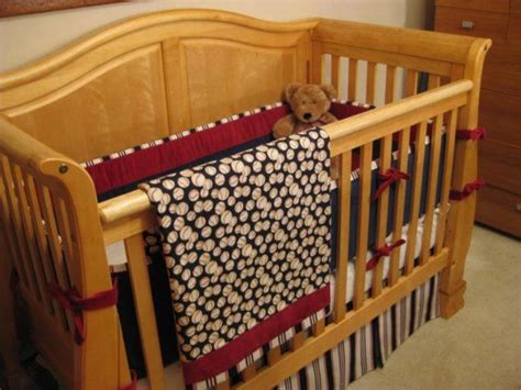 Baby Boy Baseball Crib Bedding Crib Bedding Baby Boy Bedding Set Baseball Boys Navy Blue Ch