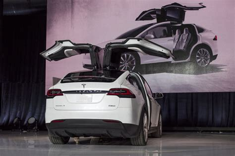 Tesla Model X Release Date Tesla Model X Is Everything We Want From An Apple Car And