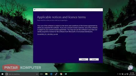 tutorial update ke windows 10 tutorial upgrade ke windows 10 cara praktis upgrade ke