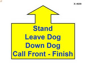Akc Novice Rally Signs » Home Design 2017