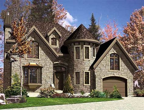 european housing design european stone castle 90125pd architectural designs