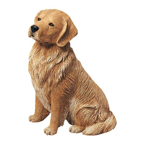 golden retriever figurines sandicast os351 original size golden retriever figurine atg stores
