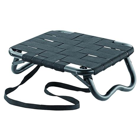 Portable Stools by Allen 174 Low Profile Portable Stool With Carry