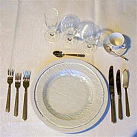 Ordre Des Couverts Sur Une Table by Comment Disposer Les Couverts 224 Table