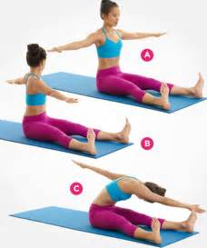 pilates zu hause pilates workout for abs