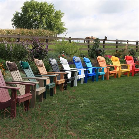 amish woodwork item 880 traditional adirondack chairs w