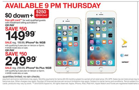 Iphone Black Friday Deals by Apple Black Friday Deals At Target