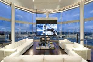 Master Bedroom Definition Thames Riverside Luxury Penthouse Apartment Decor Advisor