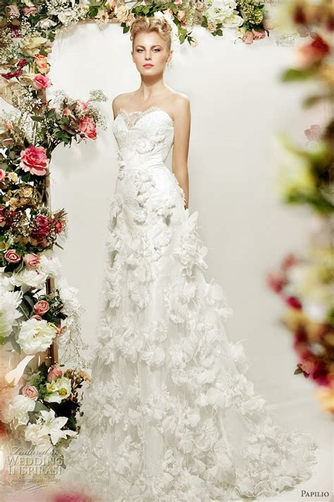 More Wedding Dresses by Colored Wedding Dresses Are More And More Popular