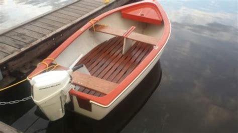 roeiboot met motor roeiboot met motor 4 4 pk advertentie 497240