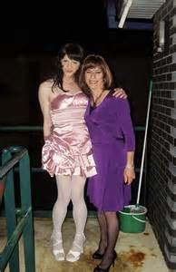 sissy son wearing moms clothes you should have seen the other guys mom http