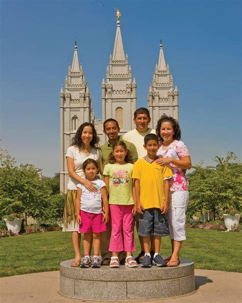 church of lds genealogy