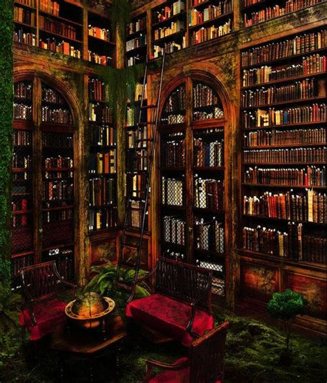 hogwarts library restricted section this is how i picture the restricted section of the