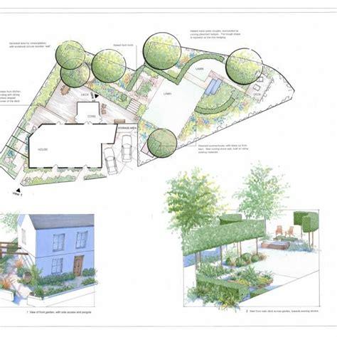 layout of landscape designing pin by julie melear on landscape drawings pinterest