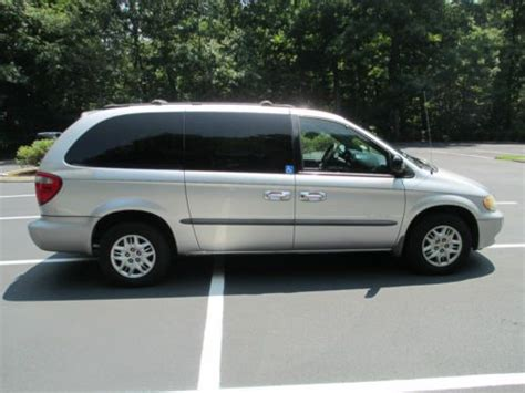 how things work cars 2001 dodge caravan electronic valve timing buy used 2001 dodge grand caravan sport handicap wheel chair lift accessible disability in