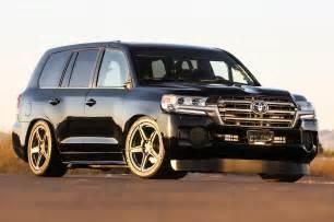 Land Cruiser Toyota Toyota Land Speed Cruiser Hits 230 Mph Motor Trend