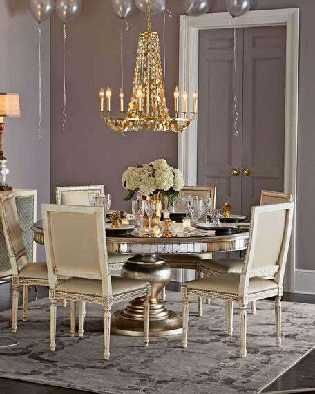 mirrored dining table for sale horchow everything sale up to 30 furniture and home