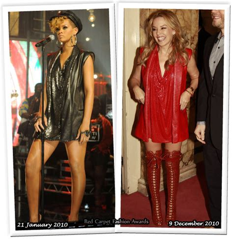 Who Wore Better Carpet Style Awards by Who Wore Jean Paul Gaultier Better Rihanna Or