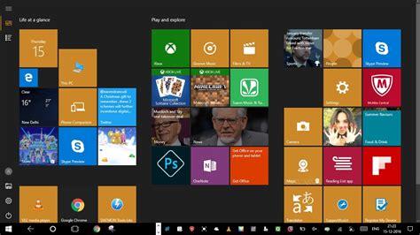 not showing windows 10 desktop icons not showing start menu appear on