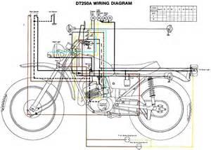 yamaha dt250 wiring diagram