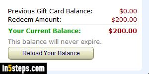 Amazon Gift Card Redeemed To Another Account - add and redeem a gift card in your amazon com account