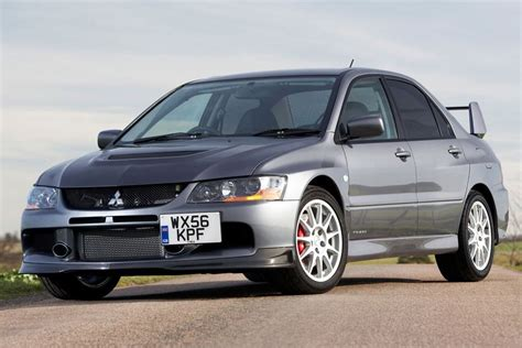 mitsubishi car 2005 mitsubishi evo ix 2005 car review honest