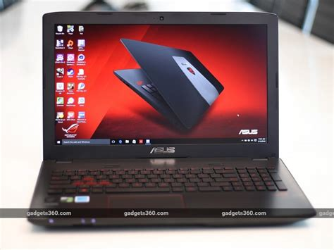 Laptop Asus Gl552jx asus gl552jx laptop review ndtv gadgets360