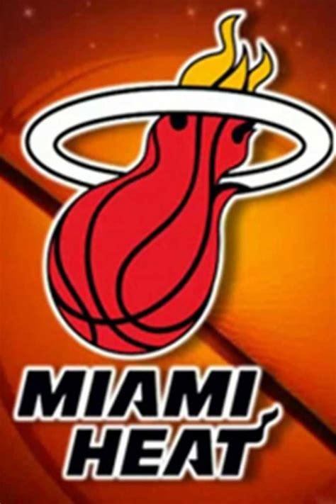 Nba Basket Logo Iphone 5 Custom nba miami heat team logo images basketball background hd