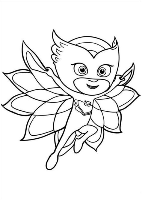pj masks characters coloring pages kids n fun com 20 coloring pages of pj masks