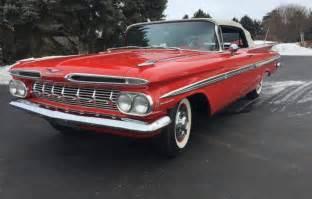 59 chevy impala convertible ken nagel s classic cars