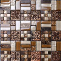Metal Wall Tiles Kitchen Backsplash by Popular Marble Mosaic Floor Tile From China Best Selling