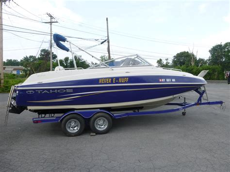 used tahoe bowrider boats for sale boats - Bowrider Used Boats For Sale
