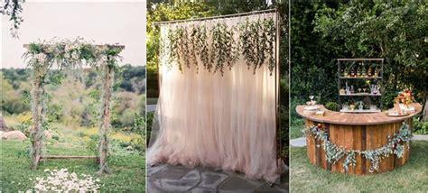 Outdoor Wedding Ideas by 20 Genius Outdoor Wedding Ideas