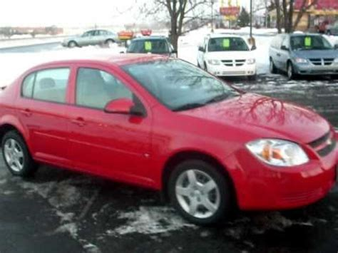 2007 chevrolet cobalt problems manuals and repair