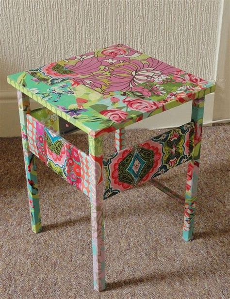Decoupage Table - 17 best ideas about decoupage table on